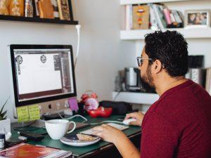 Grafisk formgivare och Illustratör