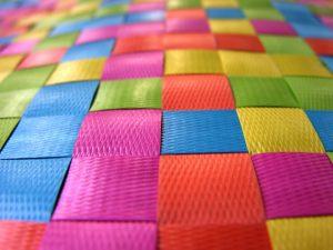 Olika former och färger har olika budskap